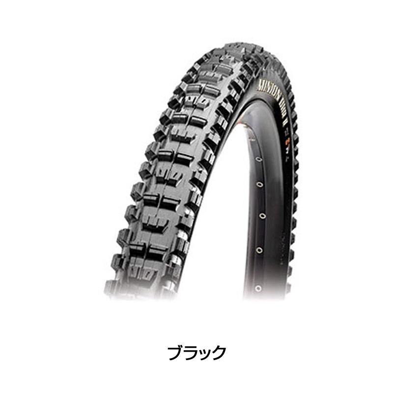 MAXXIS(マキシス) MINION DHR 2 (ミニオンDHR2) ワイヤービード 27.5x2.4[MTB用タイヤ][ブロックタイヤ]