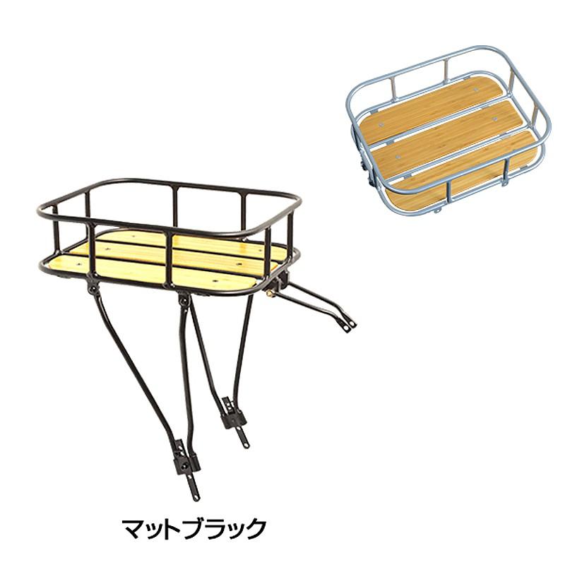 RITEWAY(ライトウェイ) URBAN REAR BASKET (アーバンリアバスケット)[リアバスケット][バスケット・カゴ]