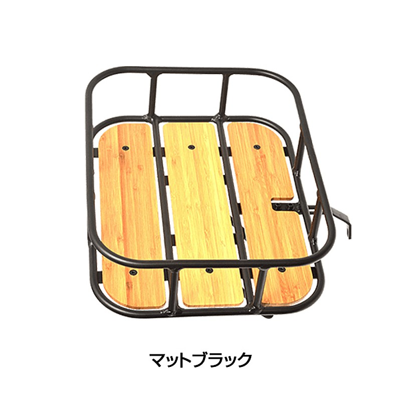 RITEWAY(ライトウェイ) URBAN FRONT BASKET (アーバンフロントバスケット)[フロントバスケット][バスケット・カゴ]