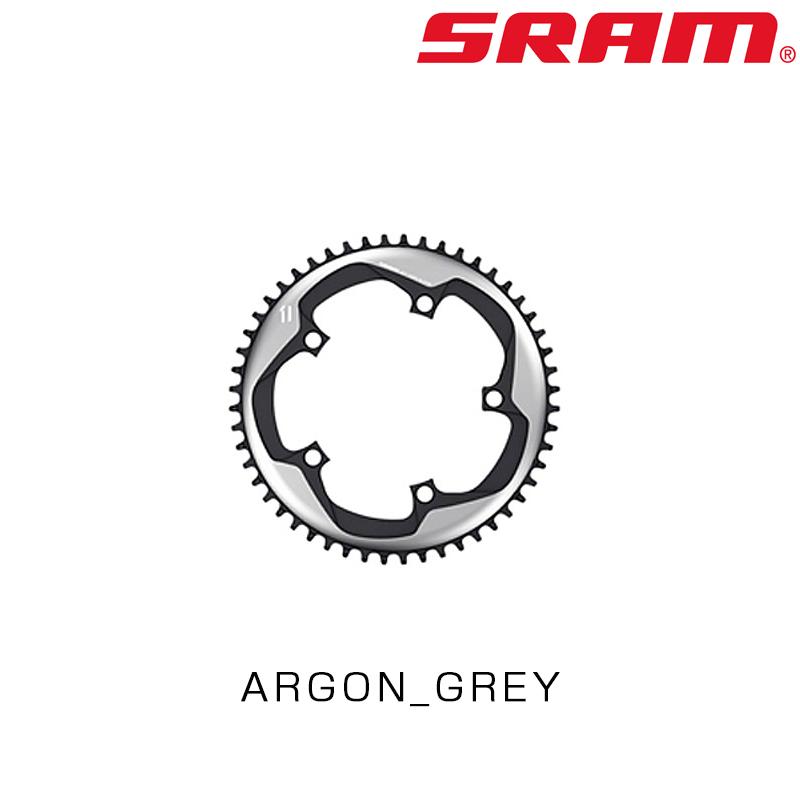 SRAM(スラム)X-SYNC チェーンリング 11S PCD:130mm 52T/54T[ギヤ板][クランク・チェーンホイール]