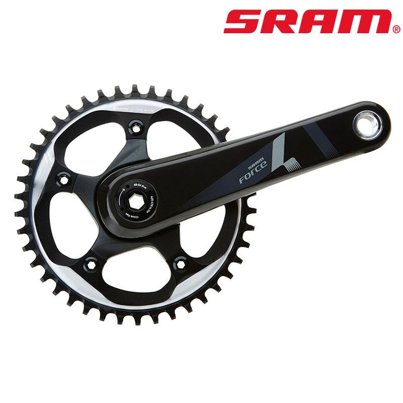 SRAM(スラム)AM FC FORCE1 GXP BB セット [クランク] [ロードバイク] [チェーンホイール] [PCD110]