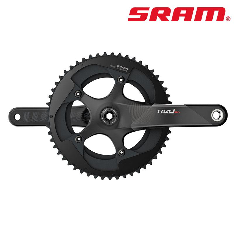 SRAM(スラム)パーツ&メンテナンス 2018年モデル AM FC RED 11SP BB 別売 C2[クランクセット][クランク・チェーンホイール]