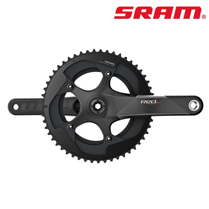 SRAM(スラム)AM FC RED 11SP 52-36T BB 別売 C2 [クランク] [ロードバイク] [チェーンホイール] [PCD130]