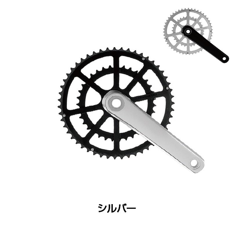 One by ESU(ワンバイエス) J.CRANK (ジェイ・クランク)アーム[周辺部品][クランク・チェーンホイール]