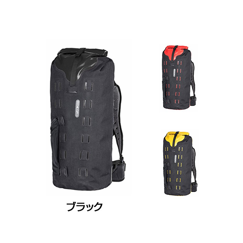 ORTLIEB(オルトリーブ) ギアパック/40L[バックパック][身につける・持ち歩く]