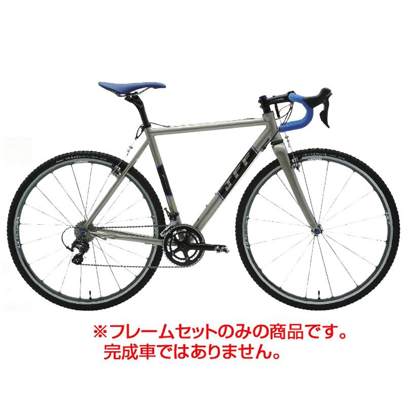 One by ESU(ワンバイエス) JFF #803Z OBS-CBC1.5 フォーク同色カラー フレーム・フォークセット[シクロクロス][フレーム・フォーク]