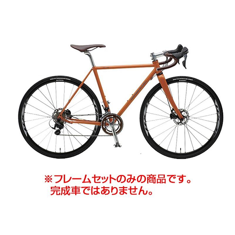 One by ESU(ワンバイエス) JFF #801 OBS-CBD1.5 フレーム・フォークセット[シクロクロス][フレーム・フォーク]