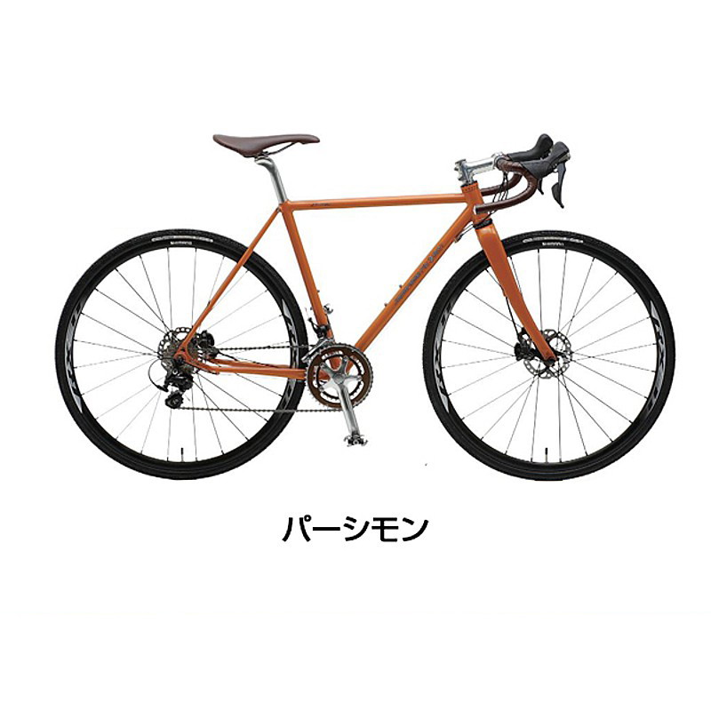 One by ESU(ワンバイエス) JFF #801 [シクロクロス] [CX] [通勤通学]