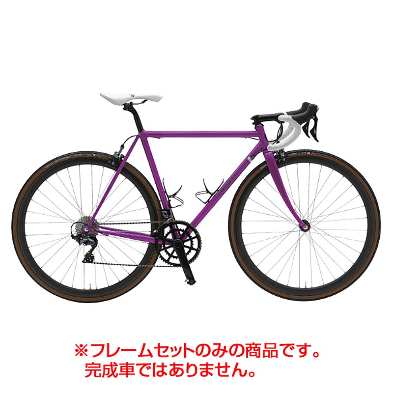 One by ESU(ワンバイエス) JFF #501 OBS-R11 オフセット53mm フレーム・フォークセット[ロードバイク][フレーム・フォーク]
