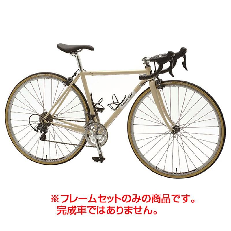 【ライト・カギプレゼント】One by ESU(ワンバイエス) JFF #501 OBS-R2 オフセット45mm フレーム・フォークセット[ロードバイク][フレーム・フォーク]