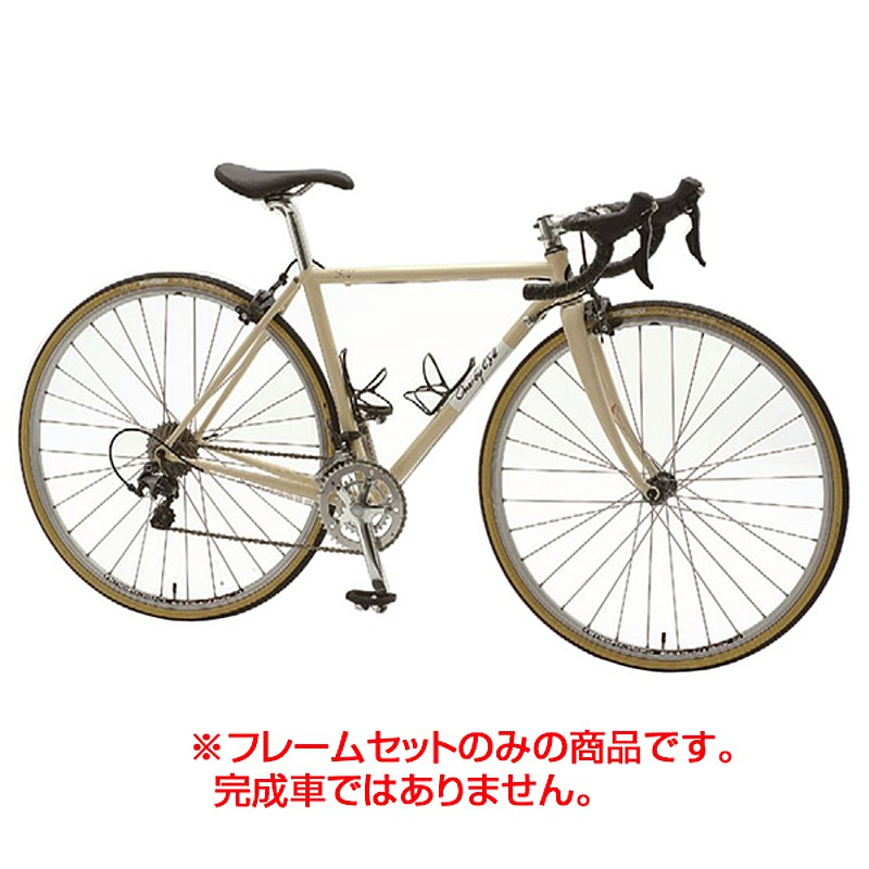 One by ESU(ワンバイエス) JFF #501 OBS-R2 オフセット50mm フレーム・フォークセット[ロードバイク][フレーム・フォーク]