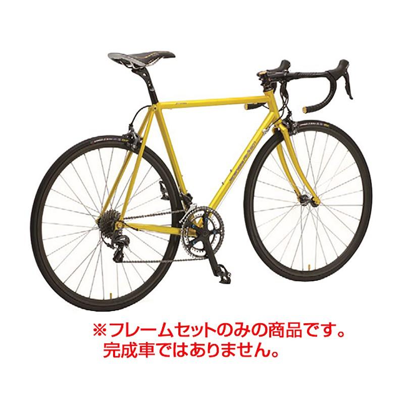 One by ESU(ワンバイエス) JFF #501 OBS-RST-OS フレーム・フォークセット[ロードバイク][フレーム・フォーク]