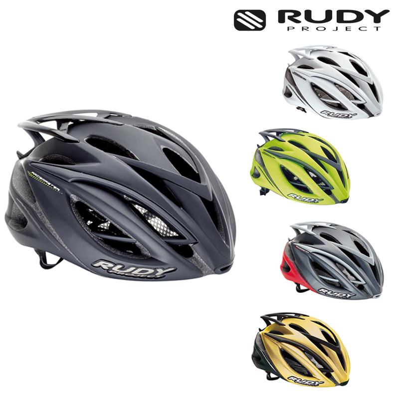 Rudy Project (ルディプロジェクト) RACEMASTER (レースマスター)[JCF公認][バイザー付き]