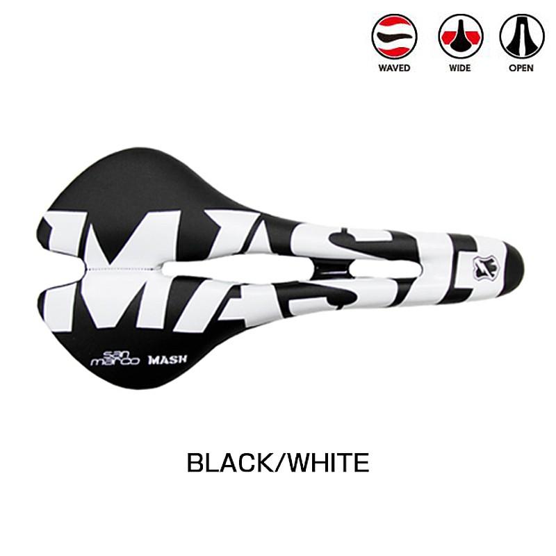 【先行予約受付中】SELLE SAN MARCO(サンマルコ) ASPIDE MASH RACING UP WIDE (アスピデマッシュレーシングUPワイド)[レーシング][サドル・シートポスト]