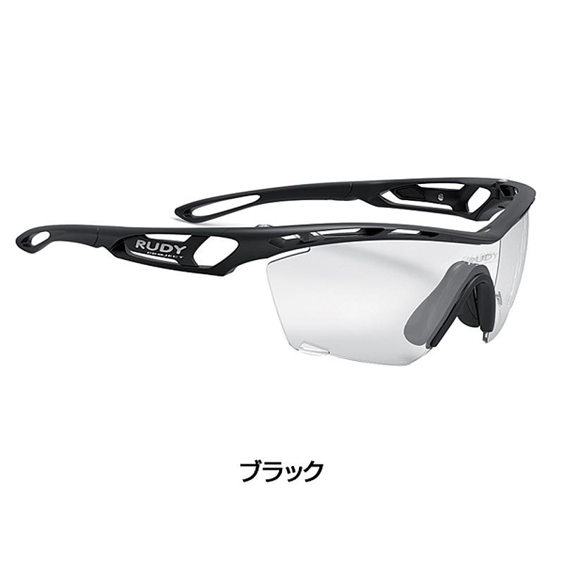 Rudy Project (ルディプロジェクト) TRALYX SLIM (トラリクススリム) インパクトX2 マットブラックフレーム[調光レンズ][サングラス]
