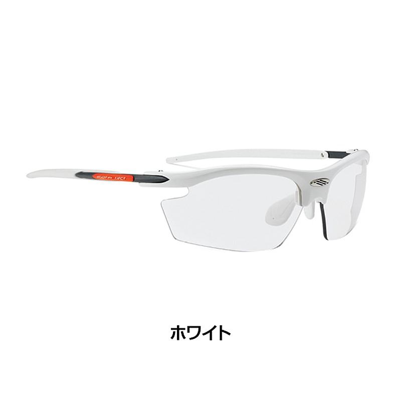 Rudy Project (ルディプロジェクト) RYDON (ライドン) インパクトX2 ホワイトグロスフレーム[調光レンズ][サングラス]