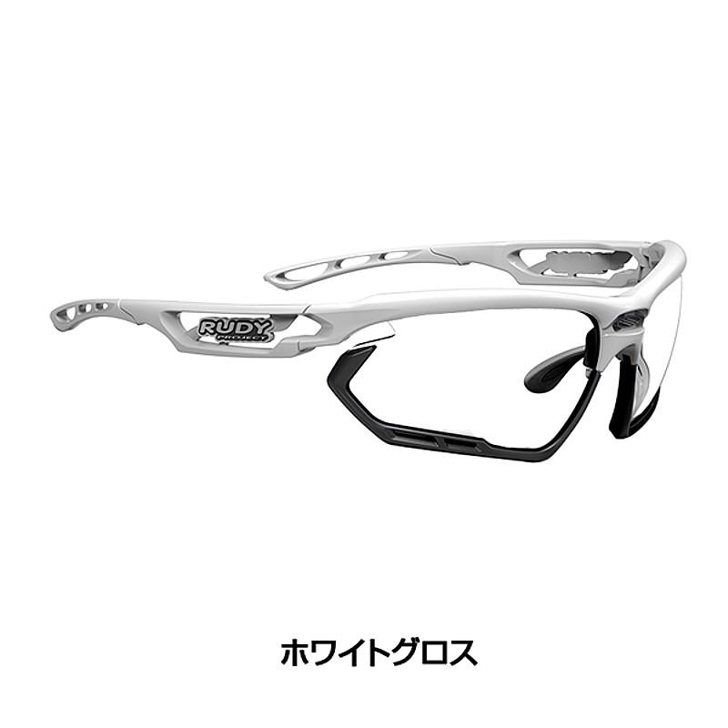 Rudy Project (ルディプロジェクト) FOTONYK (フォトニック) インパクトX2 ホワイトグロスフレーム[調光レンズ][サングラス]
