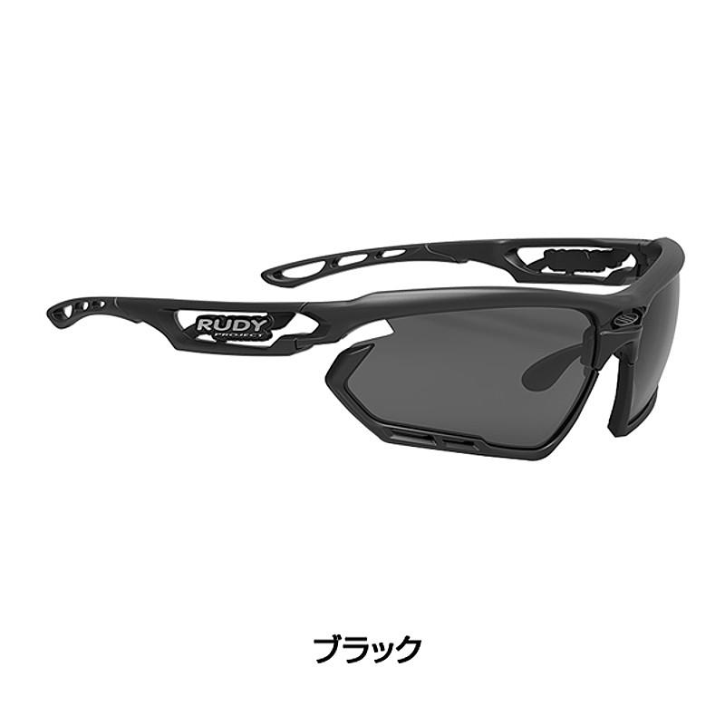 Rudy Project (ルディプロジェクト) FOTONYK (フォトニック) レギュラー ブラックマットフレーム [サングラス] [ロードバイク] [アイウェア]