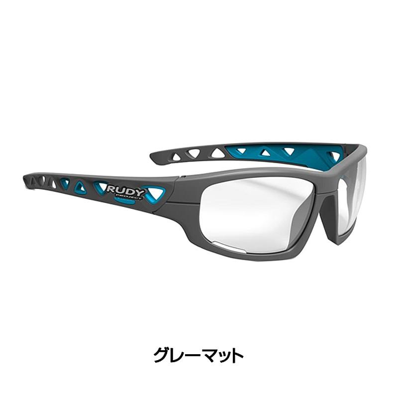 Rudy Project (ルディプロジェクト) AIRGRIP (エアグリップ) ピヨンボマットフレーム[調光レンズ][サングラス]