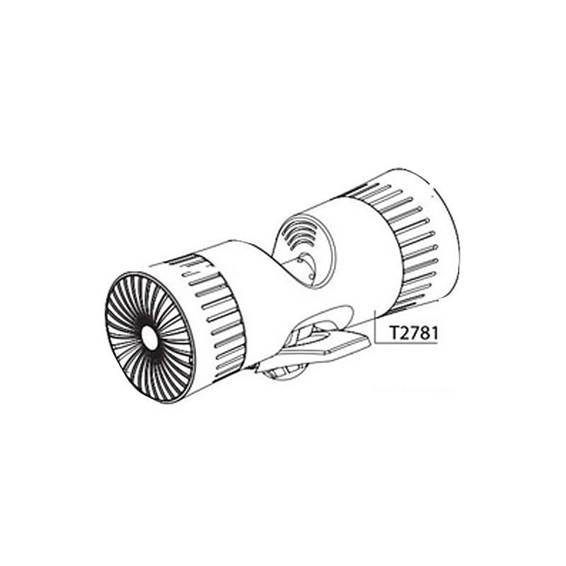 Tacx(タックス) BUSHIDO SMART用負荷装置一式 T2781[その他][専用工具]