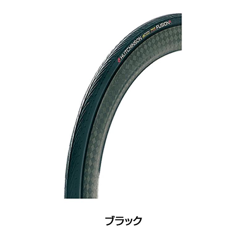 HUTCHINSON(ハッチンソン) FUSION 5TL ALL SEASON (フュージョン5オールシーズン) 700×23C チューブレス[700×22~24c][レース用]