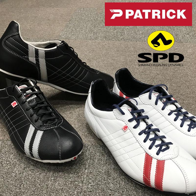 《即納》【土日祝もあす楽】PATRICK(パトリック) SULLY (シュリー) SPD-SLビンディングシューズ [ロードバイク用][サイクルシューズ]