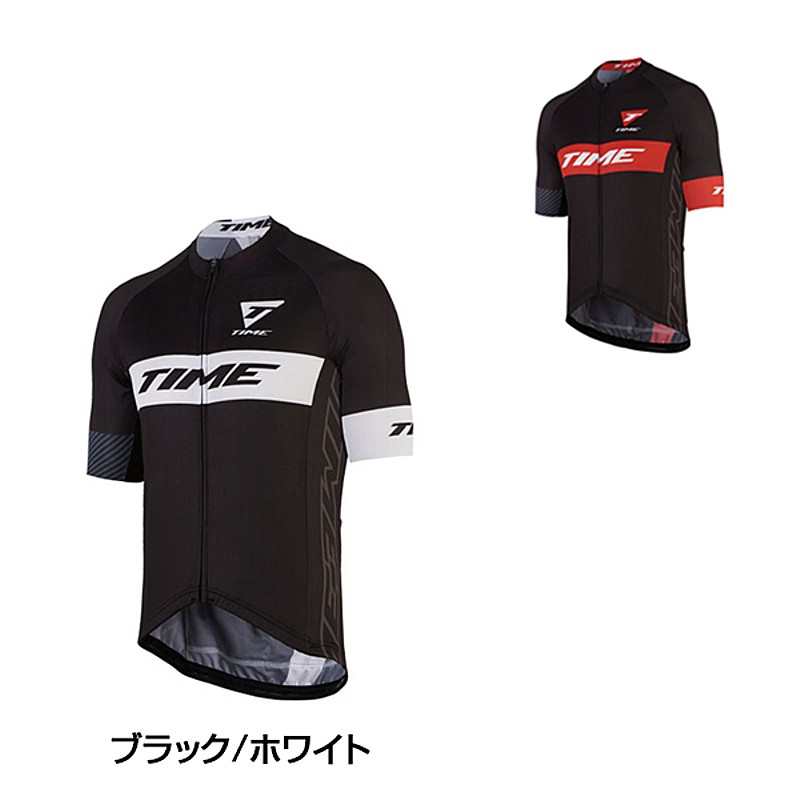 TIME(タイム ) TEAM JERSEY (チームジャージ)[半袖][ジャージ・トップス]