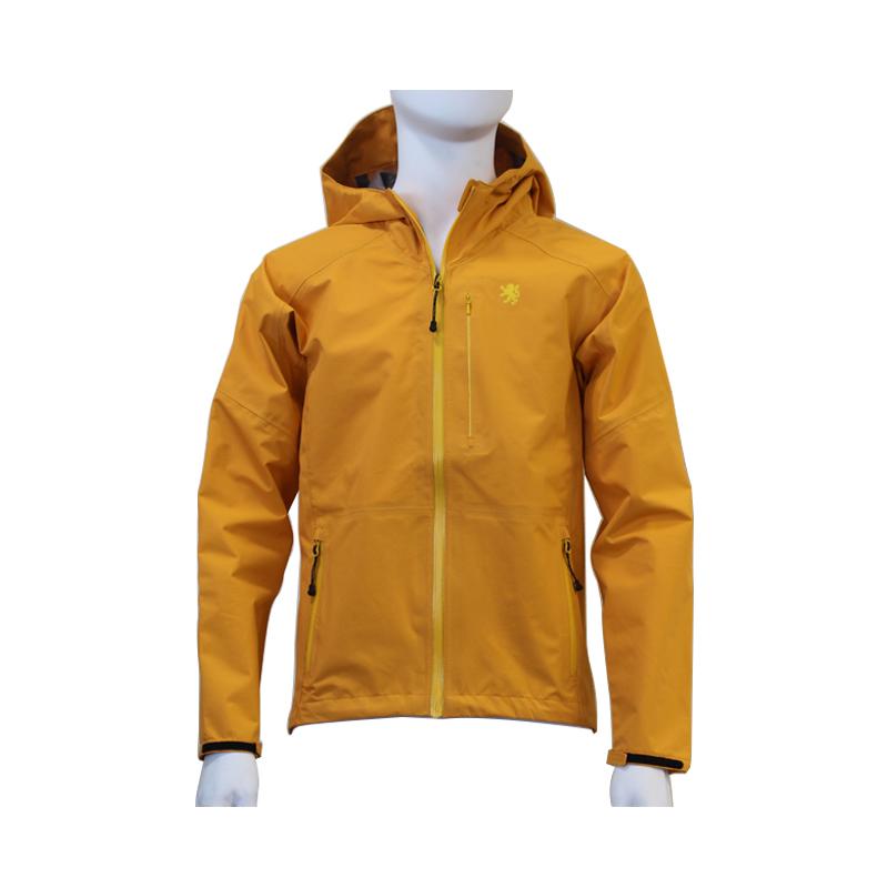 KAPELMUUR(カペルミュール) ウォータープルーフ ライトジャケット イエロー kpjk215[トップス][レインウェア・グッズ]