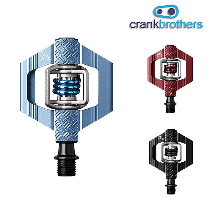 crankbrothers(クランクブラザーズ) CANDY3 (キャンディ3)[ビンディングペダル(MTB用)][パーツ・アクセサリ]