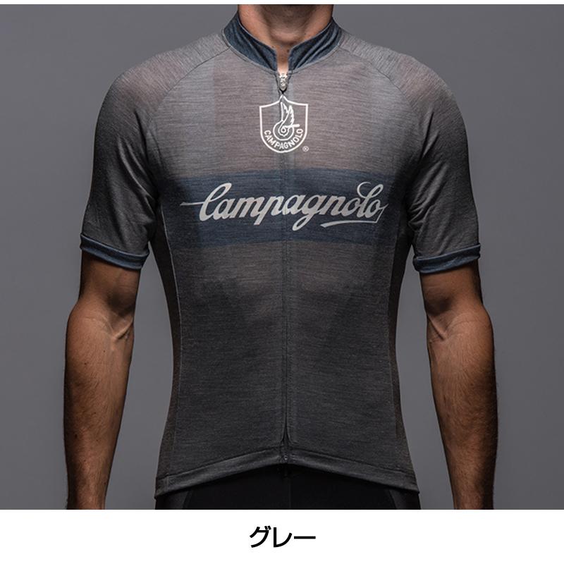 Campagnolo(カンパニョーロ) PALLADIO JERSEY (パラディオジャージ) 24505[半袖][ジャージ・トップス]