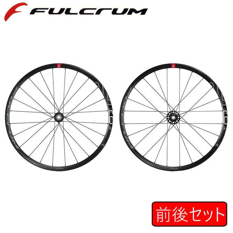FULCRUM(フルクラム) RACING 6 DB 2WAY-R (レーシング6 DB 2ウェイ-R)前後セットホイール(F+R)ディスクブレーキ(センターロック)[ディスクブレーキ対応][ロード用]