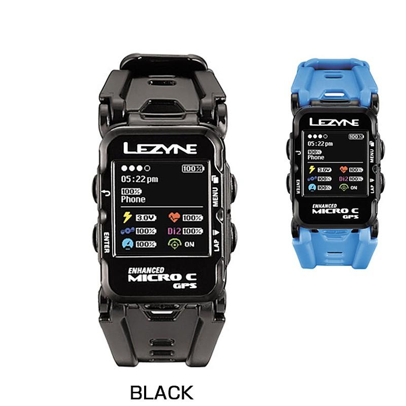 《即納》【あす楽】LEZYNE(レザイン) MICRO COLOR GPS WATCH (マイクロ カラー GPS ウォッチ)[マップ/ナビ付き][GPS/ナビ/マップ]