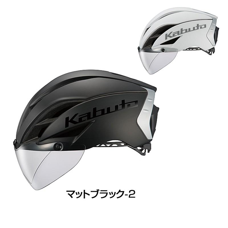 OGK Kabuto(オージーケーカブト) AERO-R1 TR トライアスロン用[TT・トライアスロン/エアロヘルメット][パーツ・アクセサリ]