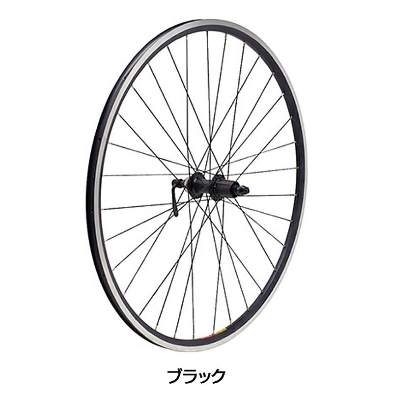 SHIMANO+ARAYA(シマノ+アラヤ) FH-RM35/AR-713 リアホイール(センターロックディスク)[クロス・ツーリング用][ホイール]