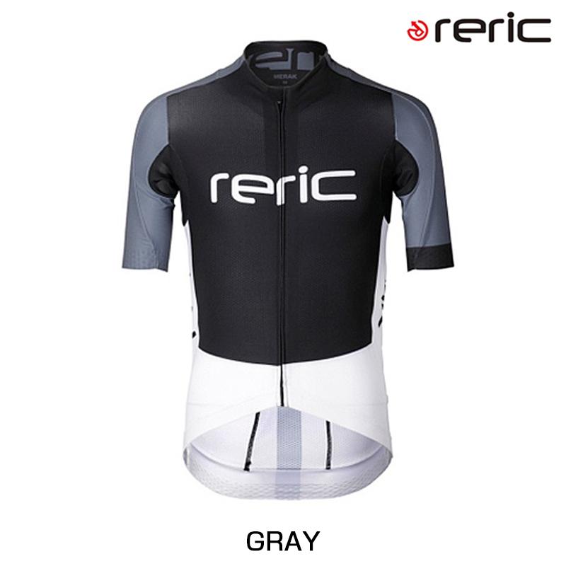 reric(レリック) 2018年春夏モデル メラクエアロジャージ 1110109[半袖][ジャージ・トップス]