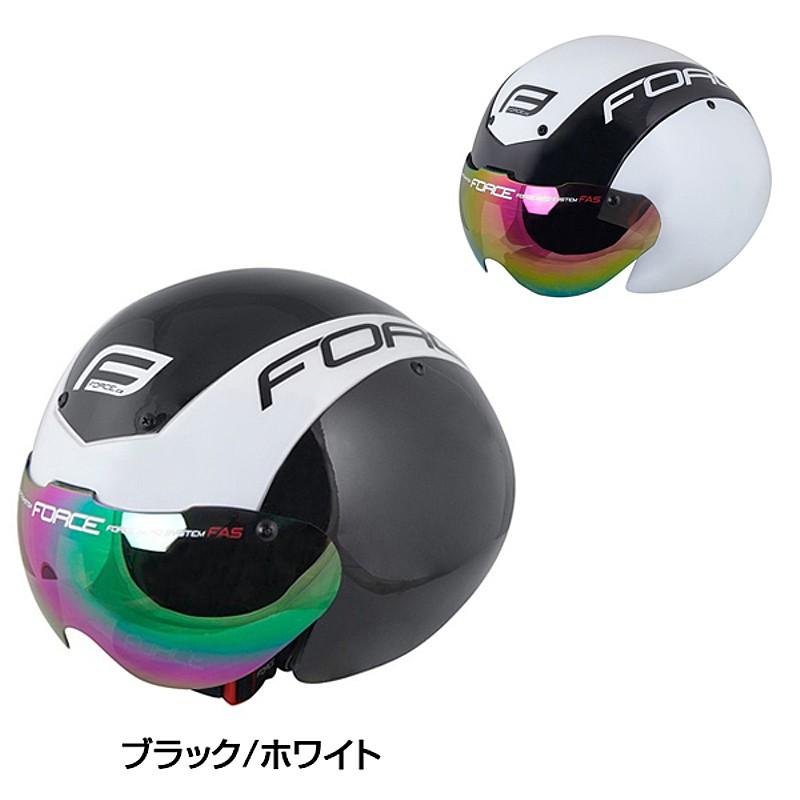 Force(フォース) Globe(グローブ)ヘルメット[TT・トライアスロン/エアロヘルメット][パーツ・アクセサリ]
