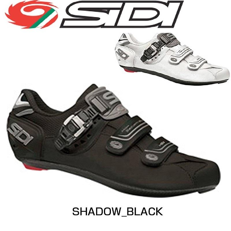 SIDI(シディ) GENIUS 7 SHADOW (ジーニアス7シャドウ) SPD-SLビンディングシューズ [ロードバイク用][サイクルシューズ]