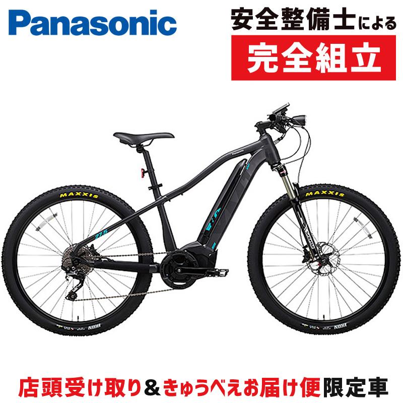 【先行予約受付中】PANASONIC(パナソニック) 2019年モデル XM1 BE-EXM240[27.5インチ][ハードテイルAM]