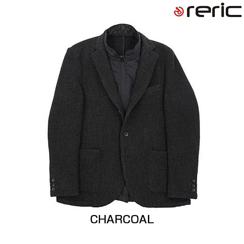 reric(レリック) 2015年モデル ライナー付きニットジャケット【秋冬モデル】 4090705[長袖(秋冬)][ジャージ・トップス]