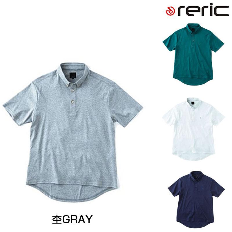reric(レリック) 2015年モデル ボタンダウンポロシャツ【秋冬モデル】 4091001[半袖][ジャージ・トップス]