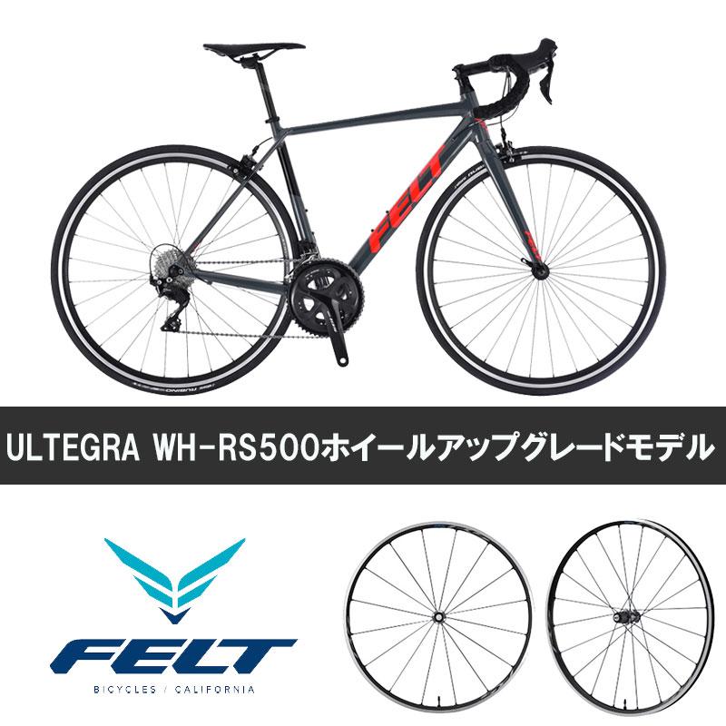 《在庫あり》【SHIMANO ULTEGRA WH-RS500 ホイールアップグレードモデル】FELT(フェルト) 2019年モデル FR30 日本限定カスタマイズ