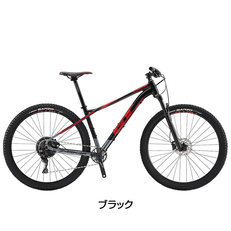 GT(ジーティー)2019年モデルZASKARCOMP(ザスカーコンプ)[27.5インチ][ハードテイルXC]