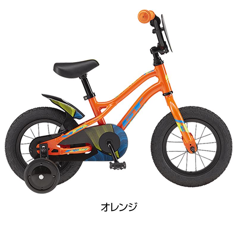 GT(ジーティー) 2019年モデル RUNGE12 (ランジ12)[12インチ][幼児用自転車]