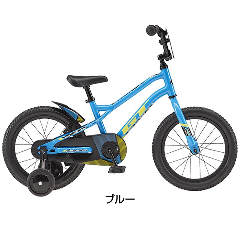 GT(ジーティー) 2019年モデル RUNGE16 (ランジ16)[16インチ][幼児用自転車]