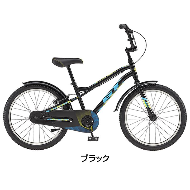 GT(ジーティー) 2019年モデル RUNGE20 (ランジ20)[20インチ][幼児用自転車]