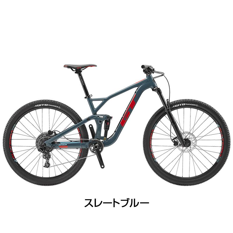 GT(ジーティー) 2019年モデル SENSOR SPORTS (センサースポーツ)[27.5インチ][フルサスAM]