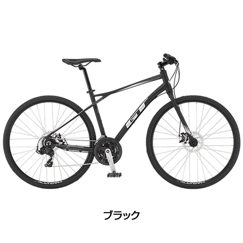 GT(ジーティー) 2019年モデル TRANSEO SPORTS (トランセオスポーツ)[ディスクブレーキ仕様][クロスバイク]