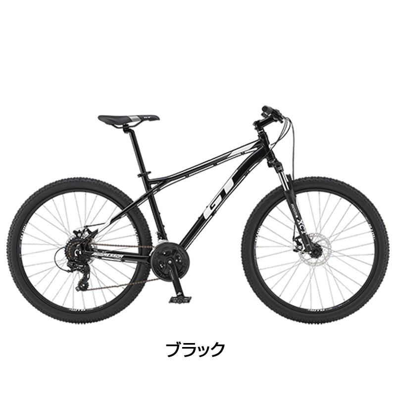 《在庫あり》GT(ジーティー) 2019年モデル AGGRESSOR COMP (アグレッサーコンプ)[27.5インチ][ハードテイルXC]