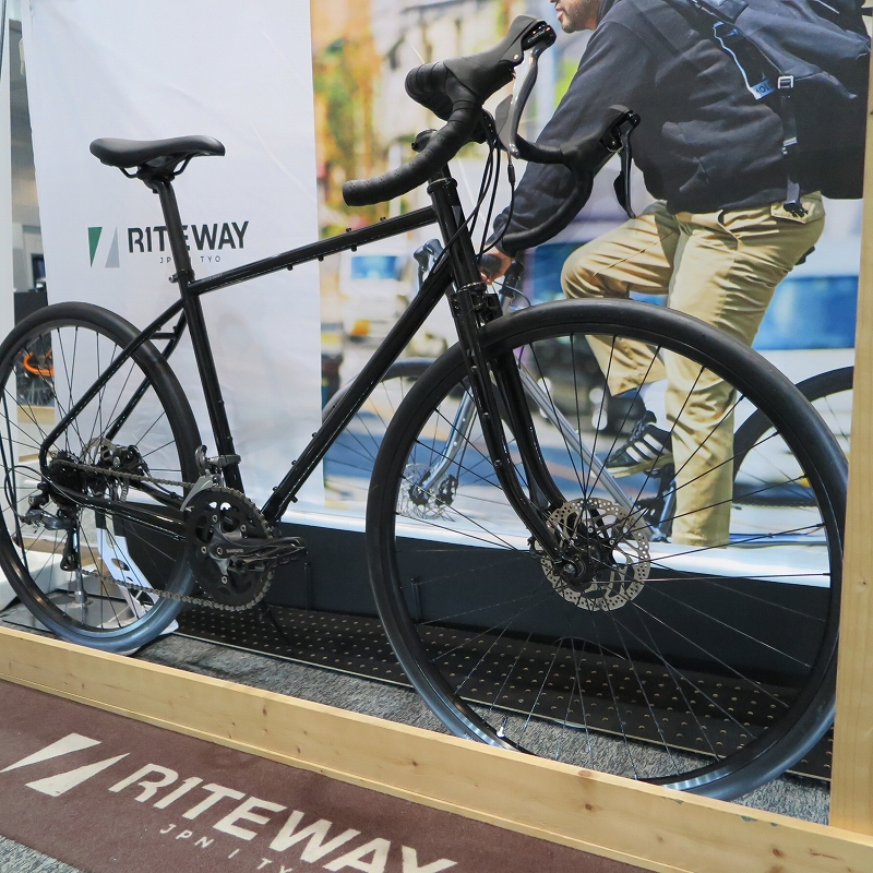《在庫あり》【サイクリングにおすすめ!】RITEWAY(ライトウェイ) 2020年モデル SONOMA ADVENTURE (ソノマアドベンチャー)[グラベルロード][ロードバイク]