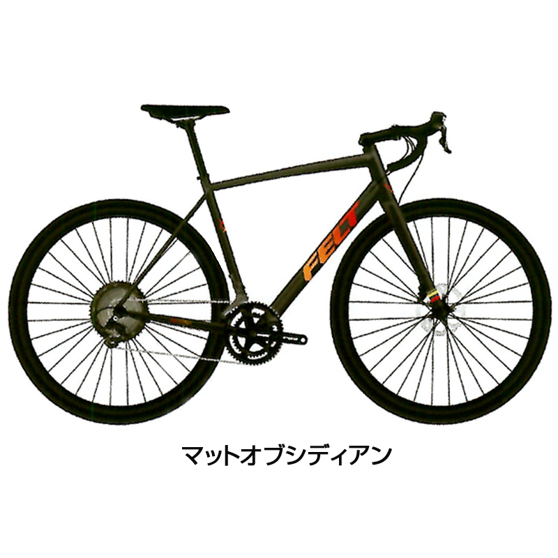 FELT(フェルト) 2019年モデル BROAM60 (ブローム60)[アルミフレーム][ロードバイク・ロードレーサー]